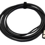 5m xlr control cable