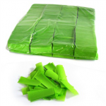 Lime Green 17mm x 55mm Rectangular Tissue Paper