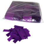 Purple 17mm x 55mm Rectangular Tissue Paper